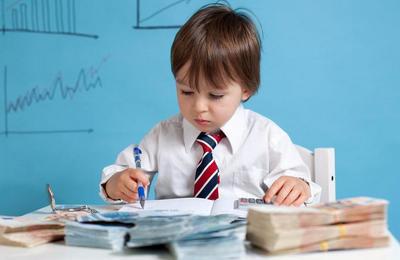 Образец заявления на налоговый вычет на детей