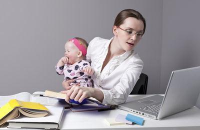 Выход на работу во время отпуска по уходу за ребенком до 1.5 лет