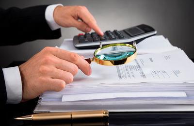 Аудиторская проверка бухгалтерской отчетности предприятия